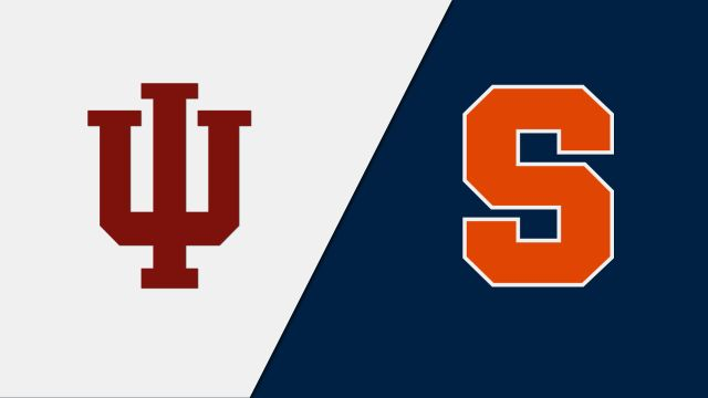Indiana vs. Syracuse (Softball)