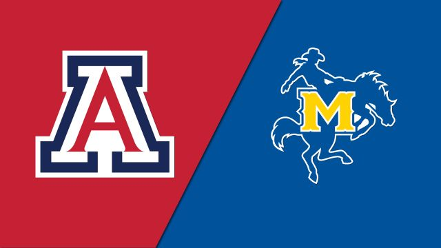 #7 Arizona vs. McNeese (Softball)