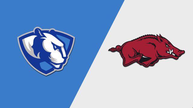 Eastern Illinois vs. #5 Arkansas (Baseball)