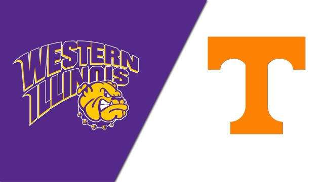 Western Illinois vs. Tennessee (Baseball)