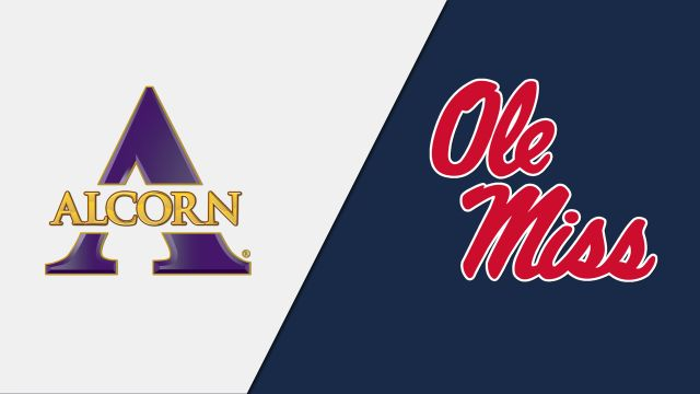 Alcorn State vs. #23 Ole Miss (Baseball)