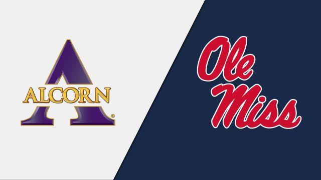 Alcorn State vs. #23 Ole Miss (Baseball)