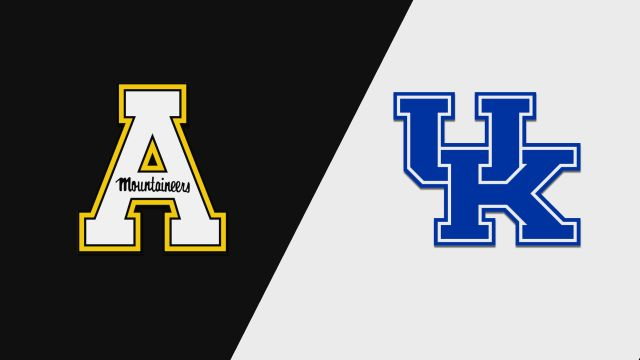 Appalachian State vs. Kentucky (Baseball)