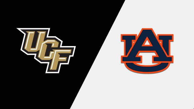 UCF vs. #9 Auburn (Baseball)