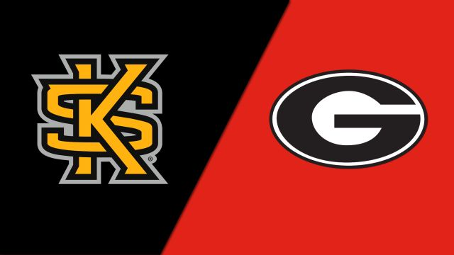 Kennesaw State vs. #4 Georgia (Baseball)