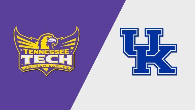 Tennessee Tech vs. Kentucky (Baseball)