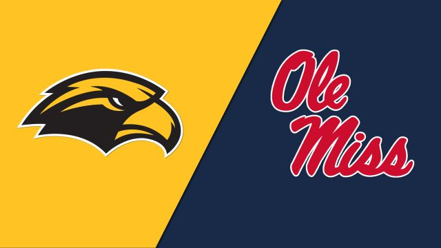 Southern Mississippi vs. #23 Ole Miss (Baseball)