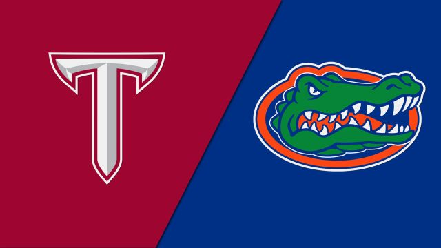 Troy vs. Florida (Baseball)