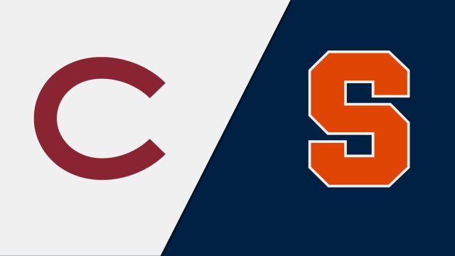 Colgate vs. #4 Syracuse (W Lacrosse)