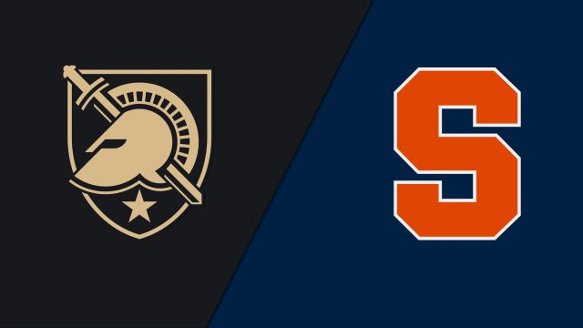 #9 Army vs. #5 Syracuse (M Lacrosse)