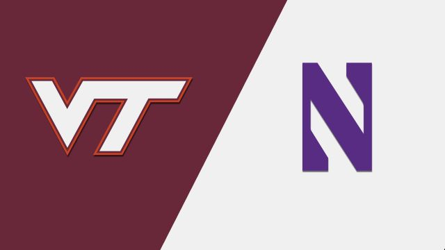 Virginia Tech vs. #23 Northwestern (Softball)