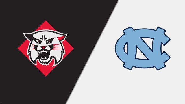 Davidson vs. #1 North Carolina (W Lacrosse)