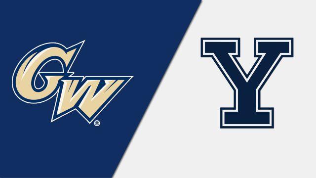 Court 6-George Washington vs. Yale (Court 6)