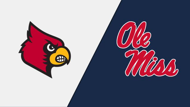 #2 Louisville vs. #23 Ole Miss (Baseball)