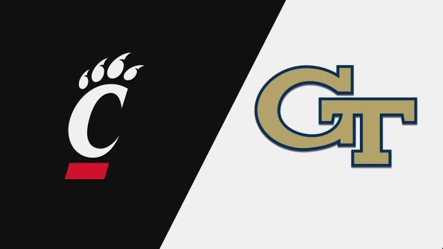 Cincinnati vs. #22 Georgia Tech (Baseball)