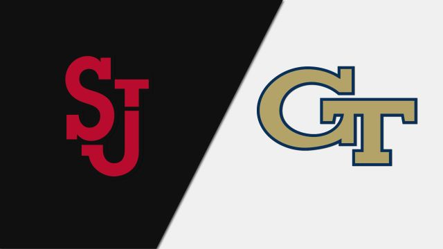 St. John's vs. #22 Georgia Tech (Baseball)