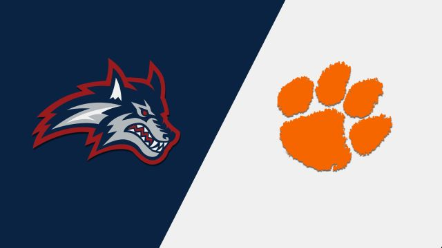 Stony Brook vs. Clemson (Baseball)