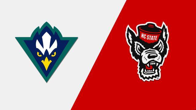 UNC-Wilmington vs. #18 NC State (Baseball)