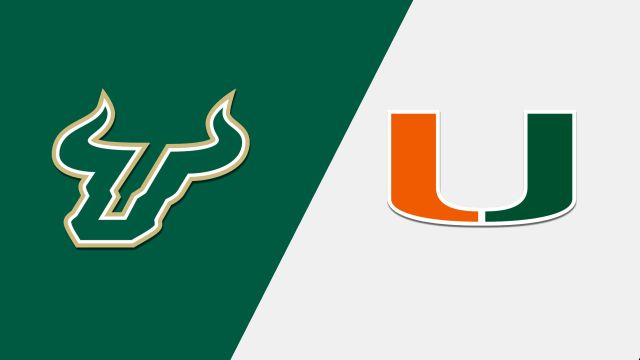 South Florida vs. Miami (Baseball)