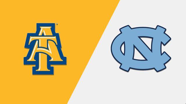 North Carolina A&T vs. #16 North Carolina (Baseball)