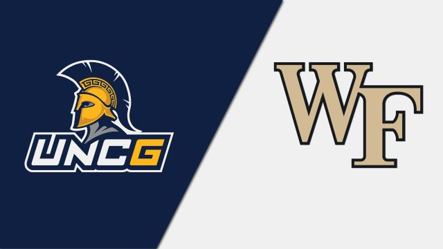 UNC Greensboro vs. #24 Wake Forest (Baseball)