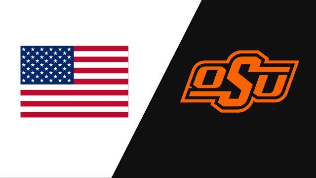 Team USA vs. #16 Oklahoma State (Softball)