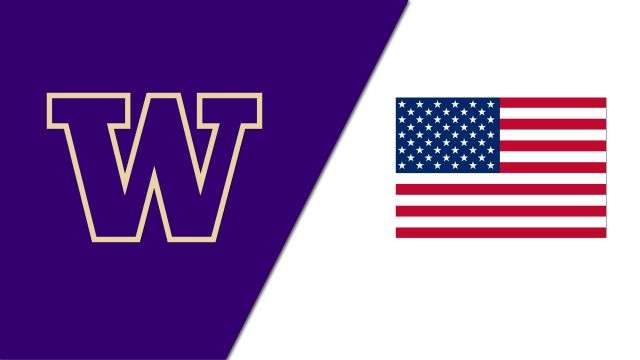 #1 Washington vs. Team USA (Softball)