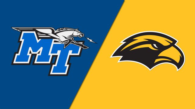 Middle Tennessee vs. Southern Miss (M Basketball)