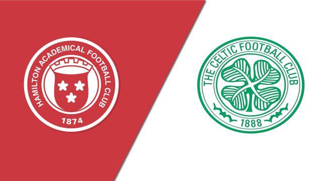 Hamilton Academical vs. Celtic