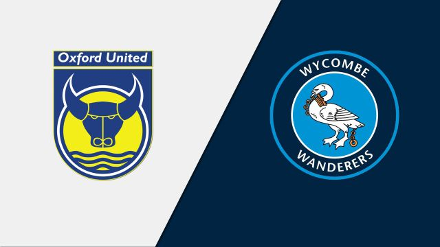 Oxford United vs. Wycombe Wanderers (Final)