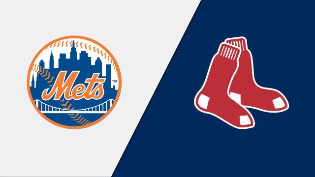 New York Mets vs. Boston Red Sox
