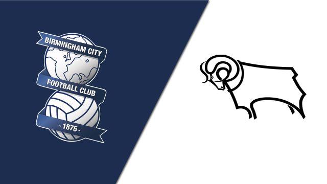 Birmingham City vs. Derby County
