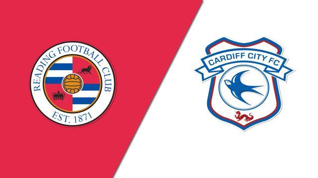 Reading vs. Cardiff City