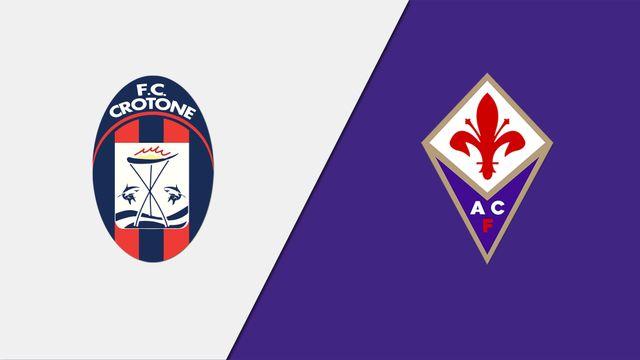 Crotone vs. Fiorentina