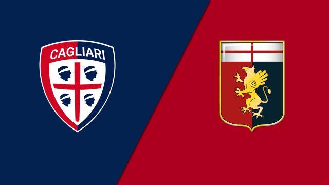 Cagliari vs. Genoa