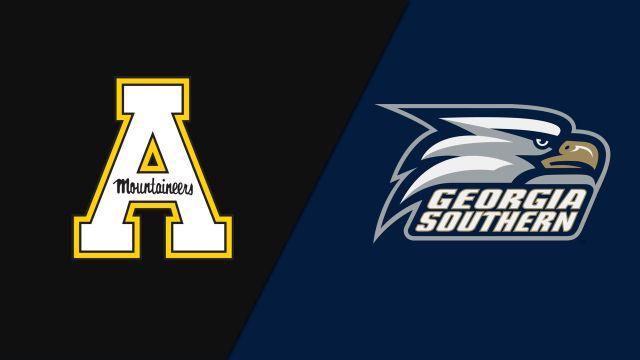 Appalachian State vs. Georgia Southern