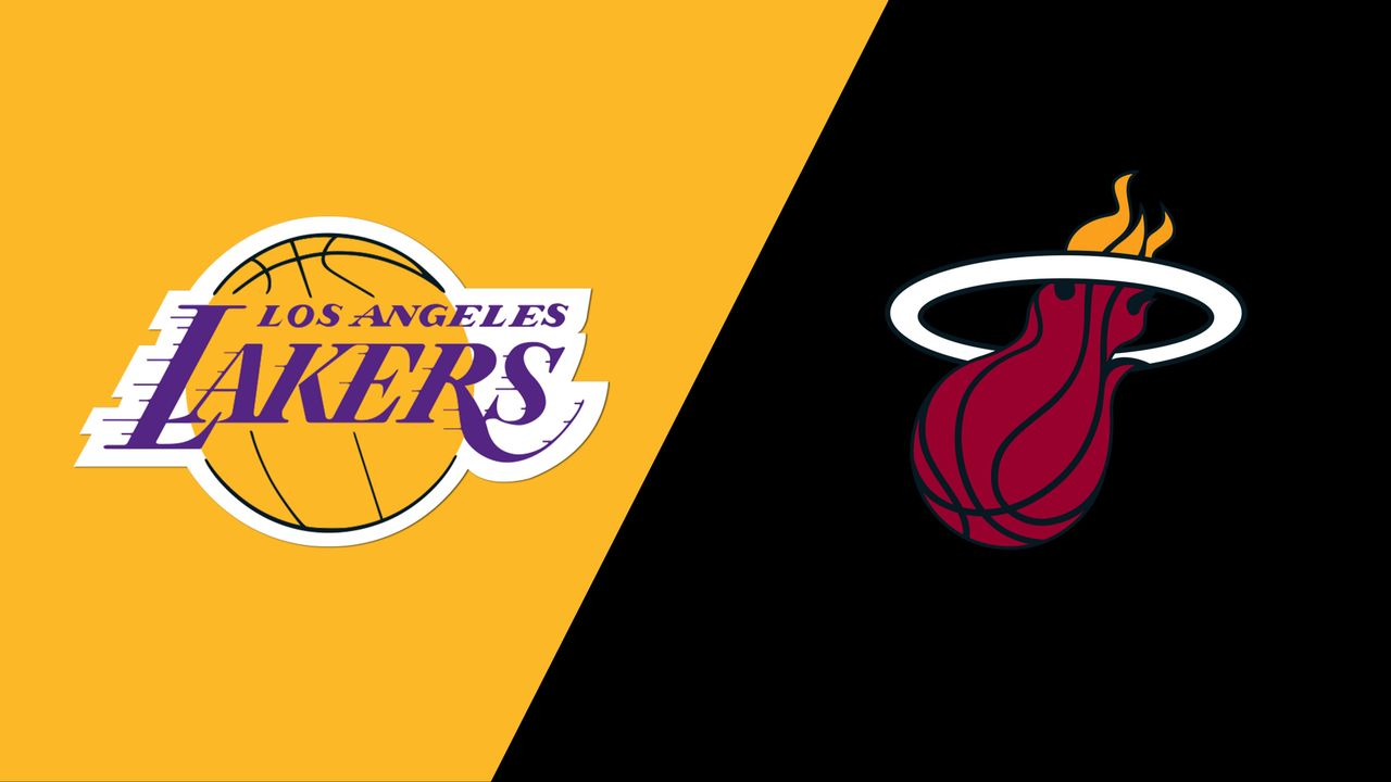 Los Angeles Lakers Vs Miami Heat Watch Espn