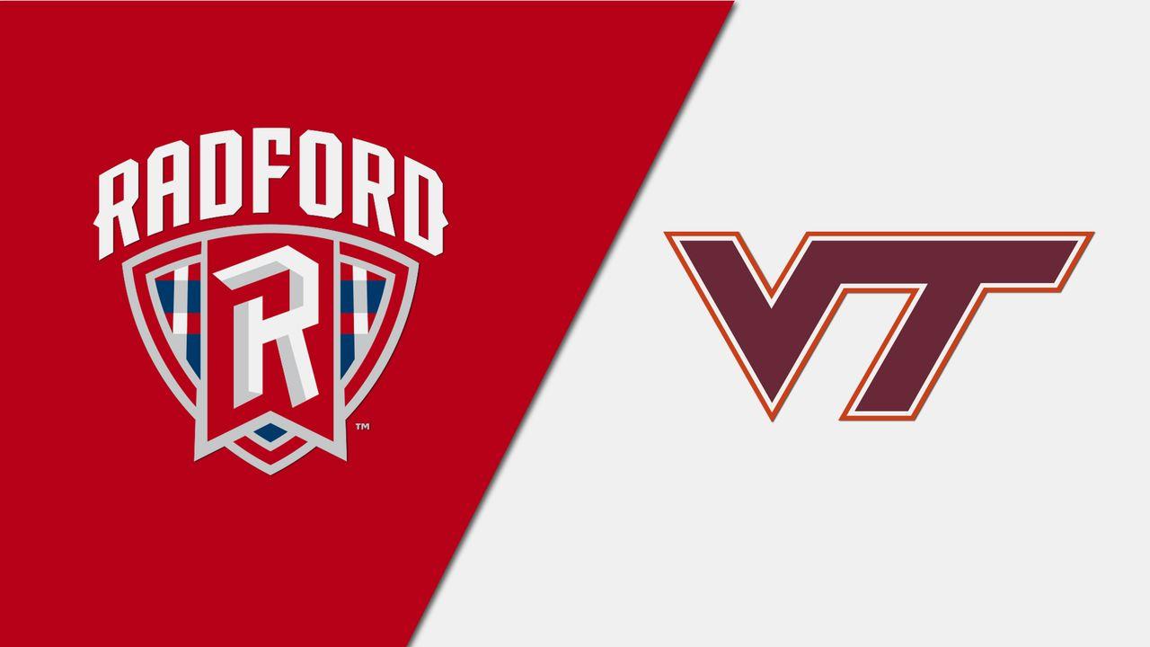 Radford Vs Virginia Tech M Basketball Watch Espn
