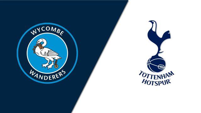 Wycombe Wanderers vs. Tottenham