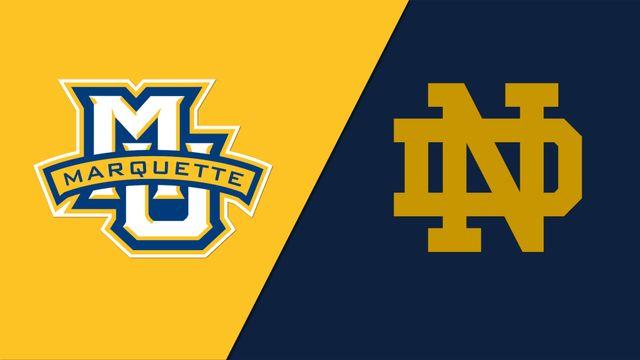 Marquette vs. #8 Notre Dame