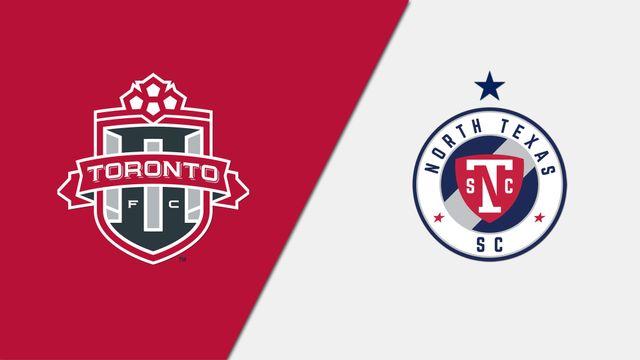 Toronto FC II vs. North Texas SC