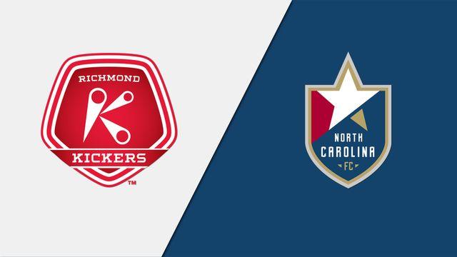 Richmond Kickers vs. North Carolina FC