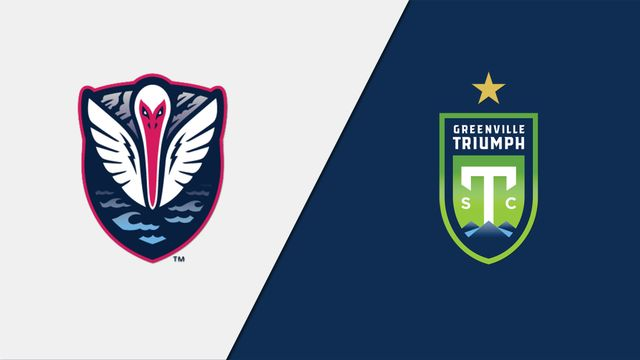 Tormenta FC vs. Greenville Triumph SC
