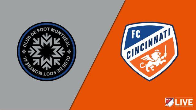 CF Montréal vs. FC Cincinnati