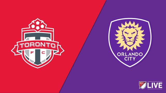 Orlando City SC vs. Toronto FC