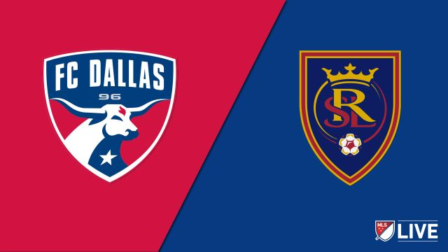 FC Dallas vs. Real Salt Lake