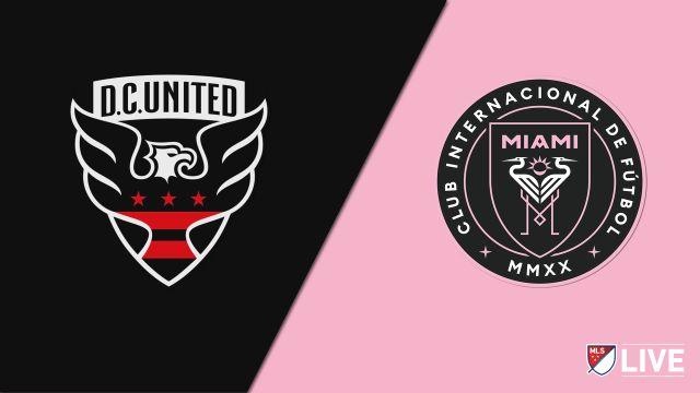 D.C. United vs. Inter Miami CF