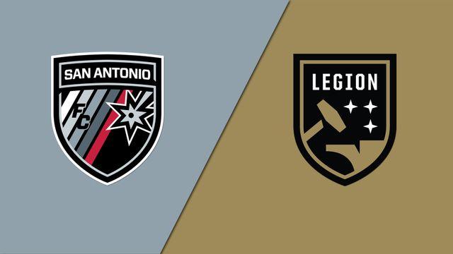 San Antonio FC vs. Birmingham Legion FC
