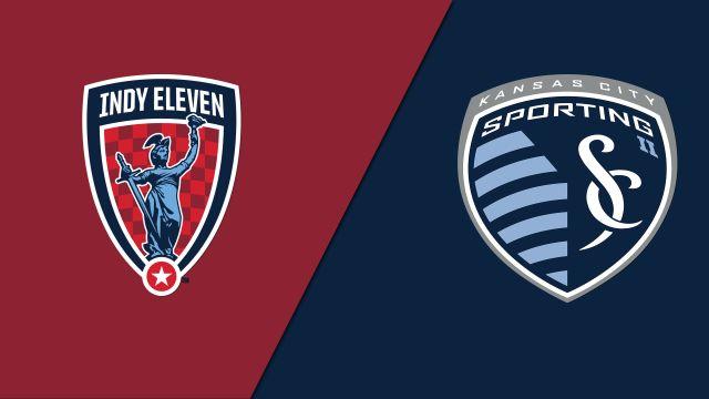 Indy Eleven vs. Sporting Kansas City II