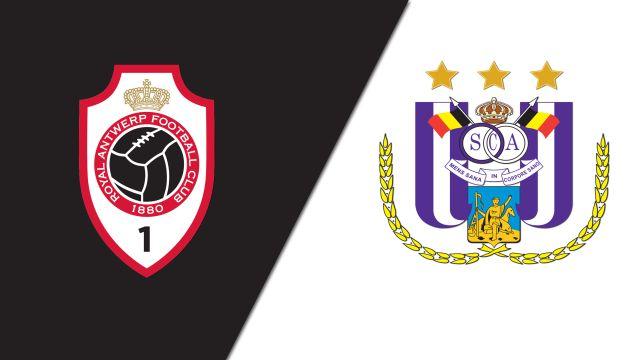 Royal Antwerp vs. Anderlecht